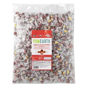 Ям Ерт, Organic Hard Candies, Favorites, 68 oz (1,928 g) отзывы