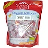 YumEarth, Organic Lollipops, Strawberry Smash, 12.3 oz (349 g) (Discontinued Item)