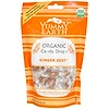 YumEarth, Organic Candy Drops, Ginger Zest, 3.3 oz (93.5 g) (Discontinued Item)