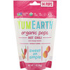 YumEarth, Organic Hot Chili Pops, Chili Mango Mambo, 14 Pops, 3 oz (85 g)