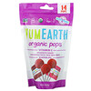 YumEarth, Organic Vitamin C Pops, 14 Pops, 3.1 oz (87 g)