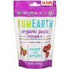 YumEarth, Paletas orgánicas con vitaminaC, 14paletas, 85g (3oz)