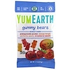 YumEarth, Gummy Bears, Assorted Flavors, 12 Packs, 2.5 oz (71 g) Each