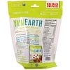 YumEarth, Organic Sour Beans, Assorted Flavors, 10 Snack Packs, 0.7 oz (19.8 g) Each