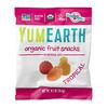 YumEarth, Organic Fruit Snacks, Tropical, 43 Packs, 0.7 oz (19.8 g) Each
