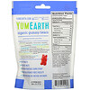 YumEarth, Gummy Bears, Pomegranate Pucker, 5 oz (142 g)