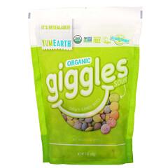 YumEarth, Organic Giggles Sour,5 盎司(142 克)