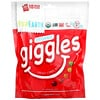 YumEarth, Organic Giggles, Chewy Candy Bites, 10 Snack Packs, .5 oz (14 g) Each