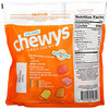 YumEarth, Organic Chewys Fruit Chews, Lemon, Orange, Strawberry, Cherry, 8 oz (227 g)