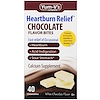 Yum-V's, Heartburn Relief Chocolate Flavor Bites, White Chocolate Flavor, 40 Chewables