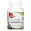 Zahler, فيتامين دي3، تركيبة دي3 المتطورة، 5000 وحدة دولية، 120 حبة هلامية