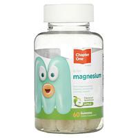 Zahler, M is for Magnesium, Apple, 60 Gummies