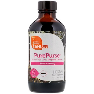 Zahler, PurePurse, 118,3 ml (4 fl oz)
