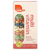 Zahler, Beauty, Daily Multivitamin + Hair, Skin & Nail Support with Arava & Silica, 60 Capsules