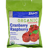 Zand, Bio-Herbalozenge, Cranberry Himbeere, 18 Lutschtabletten