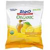 Zand, 有機草本含片,檸檬蜂蜜安撫奶嘴,18 片
