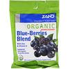 Zand, أقراص مصّ عشبية عضوية، مزيج التوت الأزرق، 18 قرص