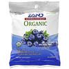 Zand, 有機 HerbaLozenge,藍莓混合物,18 錠劑