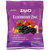 Zand, Elderberry Zinc, Sweet Elderberry, 15 Throat Lozenges