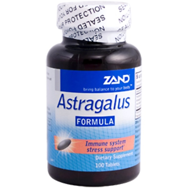 Zand, Astragalus Formula, 100 Tablets (Discontinued Item)
