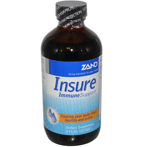 Zand, Insure, Immune Support, 8 fl oz (237 ml) (Discontinued Item)