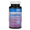 Zand, Candida Quick Cleanse(カンジダクイッククレンズ)、ベジカプセル60粒