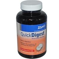 Быстрое пищеварение с цитрусовым ароматом, 90 жевательных таблеток - фото