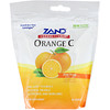 Zand, Herbalozenge, Orange C, Zesty Orange, 80 Lozenges