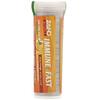 Zand, داعم المناعة سريع المفعول، بنكهة البرتقال الحامض، 15 قرصًا قابلًا للمضغ