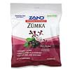 Zand, الزومكا، حبة دواء عشبية محلاة، بنكهة منثول الكرز، 15 حبة مثلية