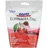 Zand, Herbalozenge, Echinacea Zink, Sehr Kirschig, 80 Lutschtabletten