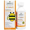 Zarbee's, Children's Cough Syrup with Dark Honey, Natural Cherry Flavor, 4 fl oz (118 ml)