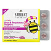 Zarbee's, Sinus & Respiratory Support with African Geranium Root, Natural Berry , 24 Chewable Tablets