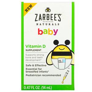 Зарбис, Baby, Vitamin D, 0.47 fl oz (14 ml) отзывы