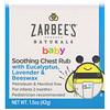 Zarbee's, للأطفال, تدليك الصدر المهدئ مع الأوكالبتوس, اللافندر وشمع العسل, 1.5 أونصة (42 جم)