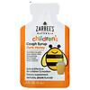 Zarbee's, Children's Cough Syrup, Dark Honey, On-the-Go, For Children 12 Months+, Natural Grape Flavor, 10 Single Serve Packs, 1.7 fl oz (50 ml)