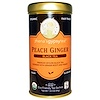 Zhena's Gypsy Tea, Peach Ginger, Black Tea, 22 Sachets, 1.55 oz (44g)