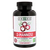 Zhou Nutrition, D-Mannose with Cranberry Xbac, 60 Vegetarian Capsules