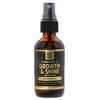 Zhou Nutrition, Hairfluence Growth & Shine Nourishing Oil, 2 fl oz (59.1 g)