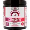 Zhou Nutrition, Keto Drive, Revved, Black Cherry, 240 g (8.47 oz)