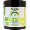 Zhou Nutrition, Keto Drive, limonada y matcha, 8.29 oz (235 g)