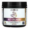 Zhou Nutrition, MCT Collagen, Vanilla Cinnamon, 13.4 oz (379 g)
