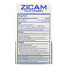 Zicam, Cold Remedy, RapidMelts, Cherry, 25 Quick Dissolve Tablets