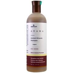 Zion Health, Adama,古法礦物洗髮水,原創,梨花,16液體盎司(473毫升)