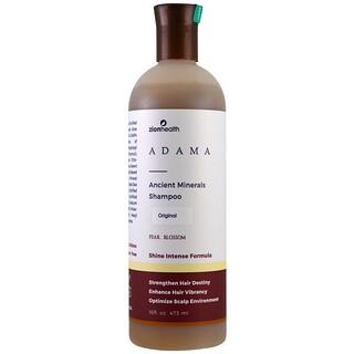 Zion Health, Adama, Шампунь с древними минералами, Оригинальный продукт, Цветы груши, 16 ж. унц.(473 мл)
