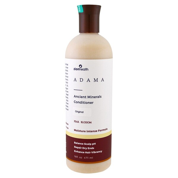 Adama, Ancient Minerals Conditioner, Pear Blossom, 16 fl oz (473 ml)