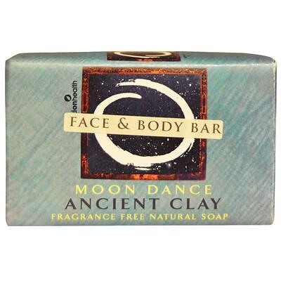 Zion Health 古粘土天然皂,月舞,無香型,6盎司(170克)