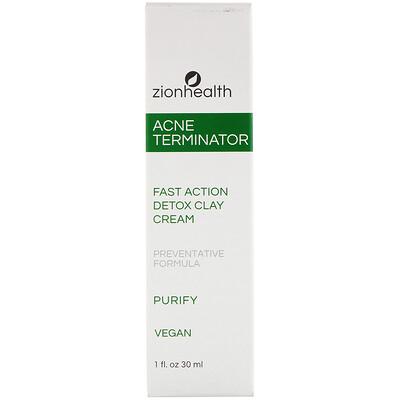 Acne Terminator, 1 fl oz (30 ml)