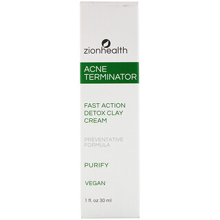 Zion Health, Acne Terminator, 1 fl oz (30 ml)
