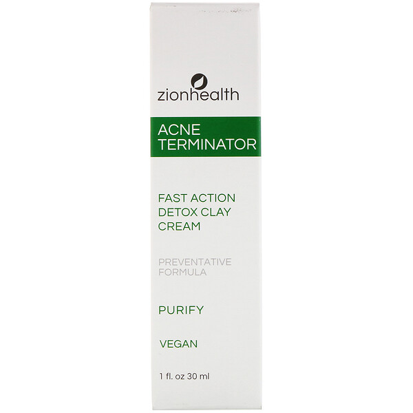 Acne Terminator, 1 fl oz (30 ml)